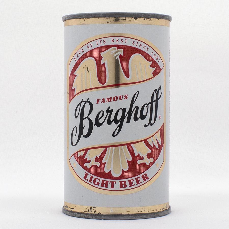 Berghoff Beer Flat Top Can USBC 36-14
