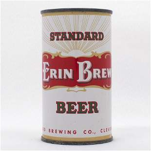 Erin Brew Beer Flat Top Can USBC 609