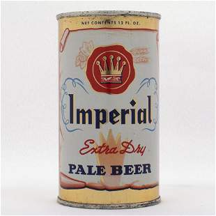 Imperial Beer Flat Top Can USBC 856