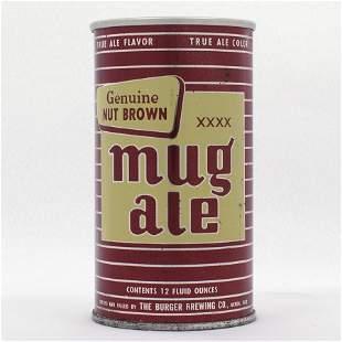Mug Ale Flat Top Beer Can USBC 10036