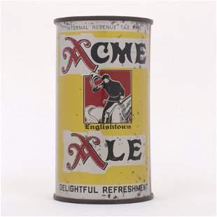 Acme Ale Instructional NL OI 2836