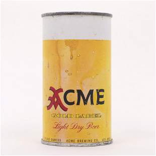 Acme Gold Label Beer 2831