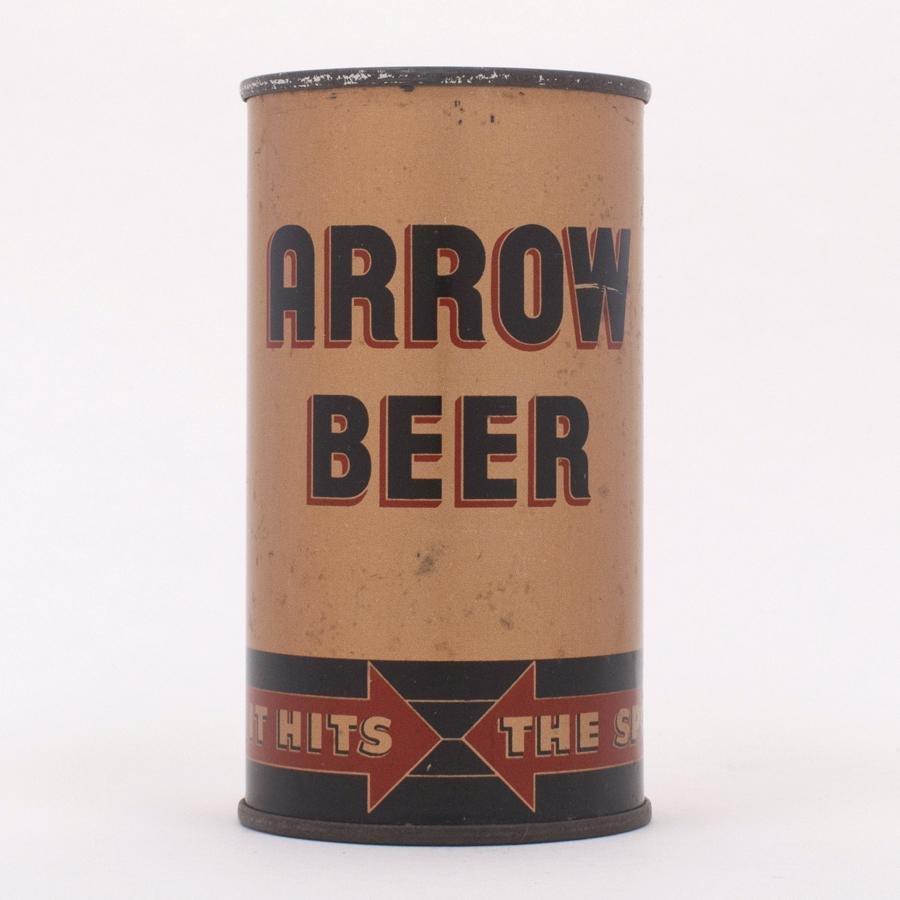Arrow Beer Hits the Spot OI 45