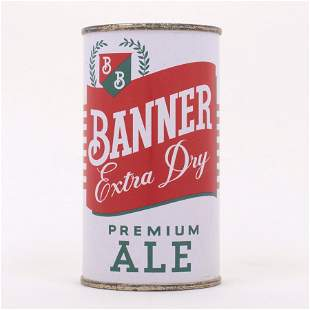 Banner Extra Dry ALE 3517