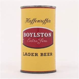 Boylston Extra Fine Lager Beer 411