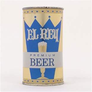 El Rey Premium Beer Can 5925