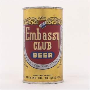 Embassy Club Beer LIKE 5931