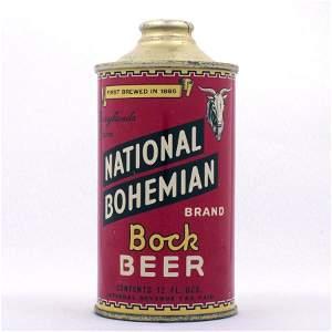 National Bohemian BOCK LOW PROFILE 175-9