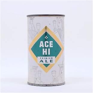 Ace Hi Ale Flat Top Can 28-16