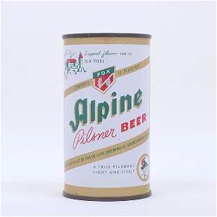 Alpine Beer Flat Top 304