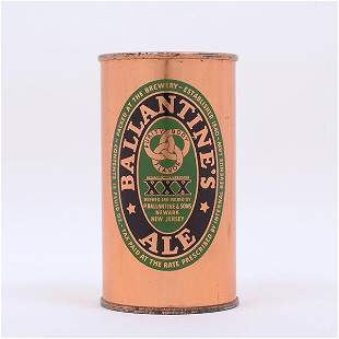Ballantines Ale 18401940 Flat Top 338