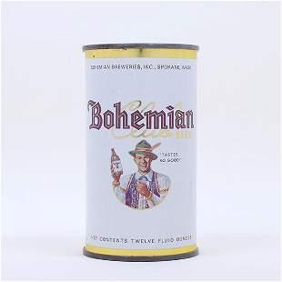 Bohemian Club Beer Flat Top 4028