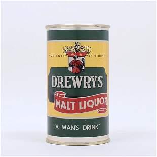 Drewrys Malt Liquor Flat Top 5521