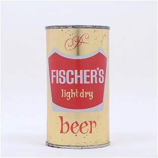 Fischers Light Dry Beer Flat Top 6329