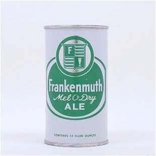 Frankenmuth Mel O Dry Ale Buffalo Flat Top 6636