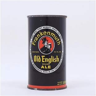 Frankenmuth Old English Ale Flat Top 6623