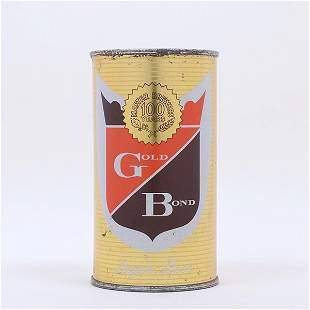 Gold Bond Beer Flat Top 7127