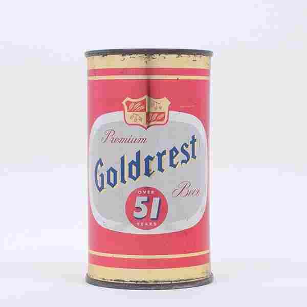 Goldcrest Beer Lederer Flat Top 71-35