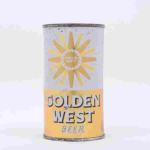 Golden West Beer Flat Top - Tough 73-37