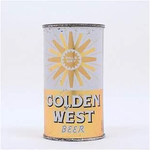 Golden West Beer Flat Top Tough 7337