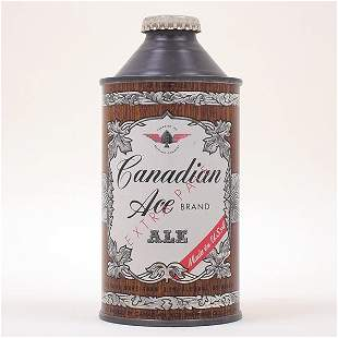 Canadian Ace Ale Cone Top Can 15611