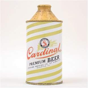 Cardinal Premium Beer Cone 15619