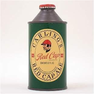 Carlings Red Cap Ale Cone Top 15627