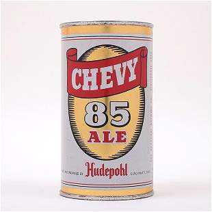 Chevy 85 Ale Hudepohl Flat Top 4922