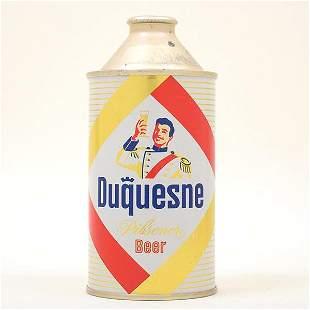Duquesne Pilsener Cone Top Can 1603