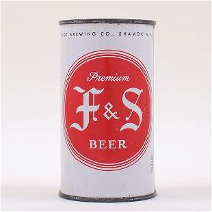 F and S Beer Flat Top 67-13
