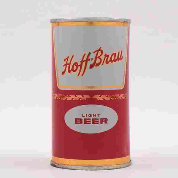 Hoff-Brau Light Beer Flat Top 82-28