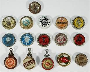 Beer Crown Cap Collection