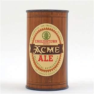 Acme Ale Flat Top SAN FRAN 28-38
