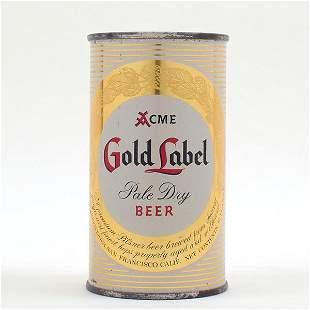 Acme Gold Label Beer SAN FRAN 29-14