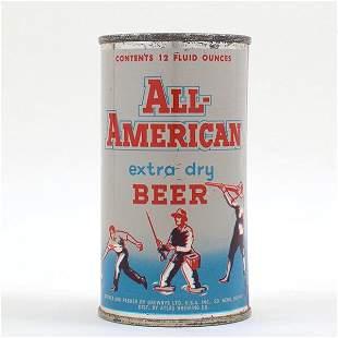 All-American Flat Top DREWRYS 29-28