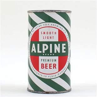 Alpine Beer Flat Top 30-2