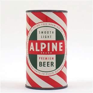 Alpine Beer Flat Top 30-3