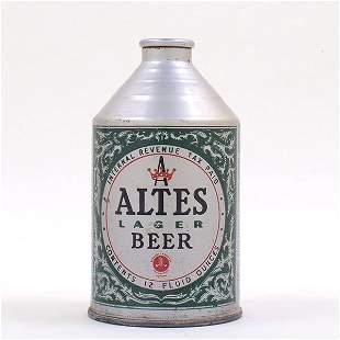 Altes Beer Cone Top 192-3