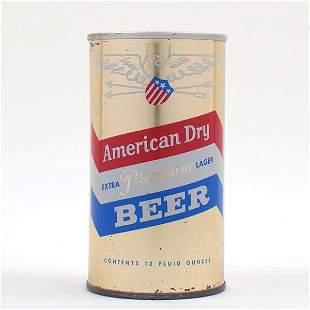 American Dry Beer Zip Top METALLIC 34-12