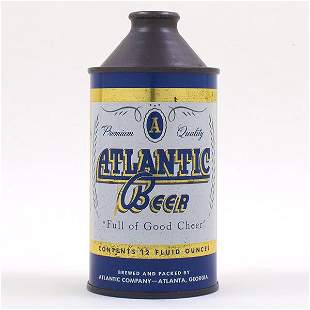 Atlantic Beer Cone Top NON-IRTP 150-25