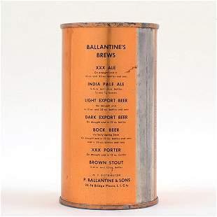 Ballantines Ale BREWS Flat Top 33-4