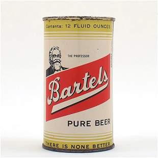 Bartels Beer Flat Top ENAMEL 34-39