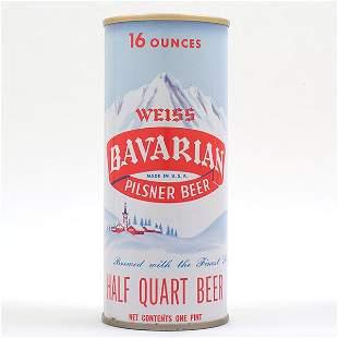 Bavarian Weiss Beer Pull Tab Pint 139-15