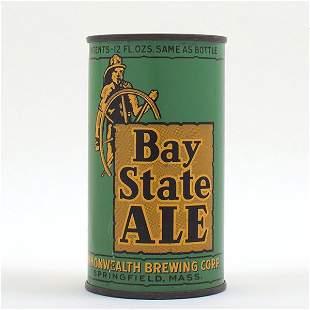Bay State Ale Instructional Flat TERRIFIC 35-14