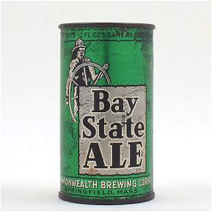 Bay State Ale OI Flat Top 35-16