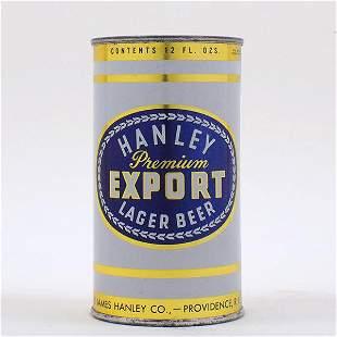 Hanley Beer METALLIC BLUE Flat MINTY 80-9