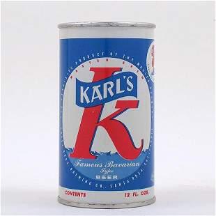 Karls Beer Flat Top 87-3