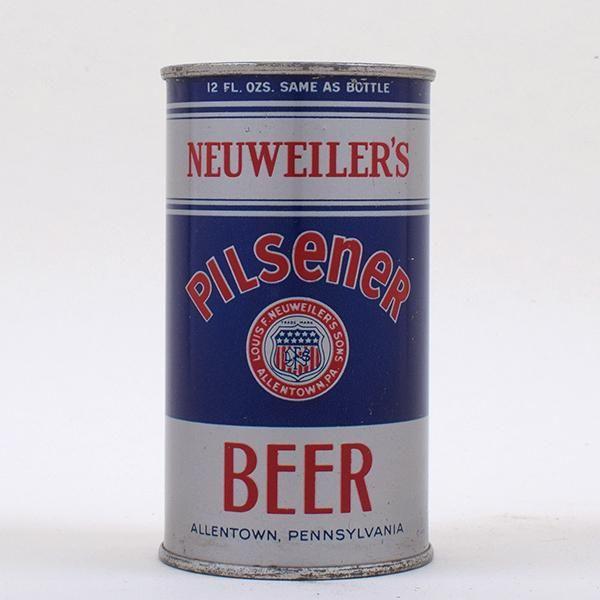 Neuweilers Beer Opening Instruction Flat 102-38