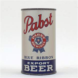 Pabst Blue Ribbon Instructional RED OPENER 110-4