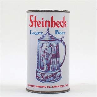 Steinbeck Beer Flat Top Unlisted?